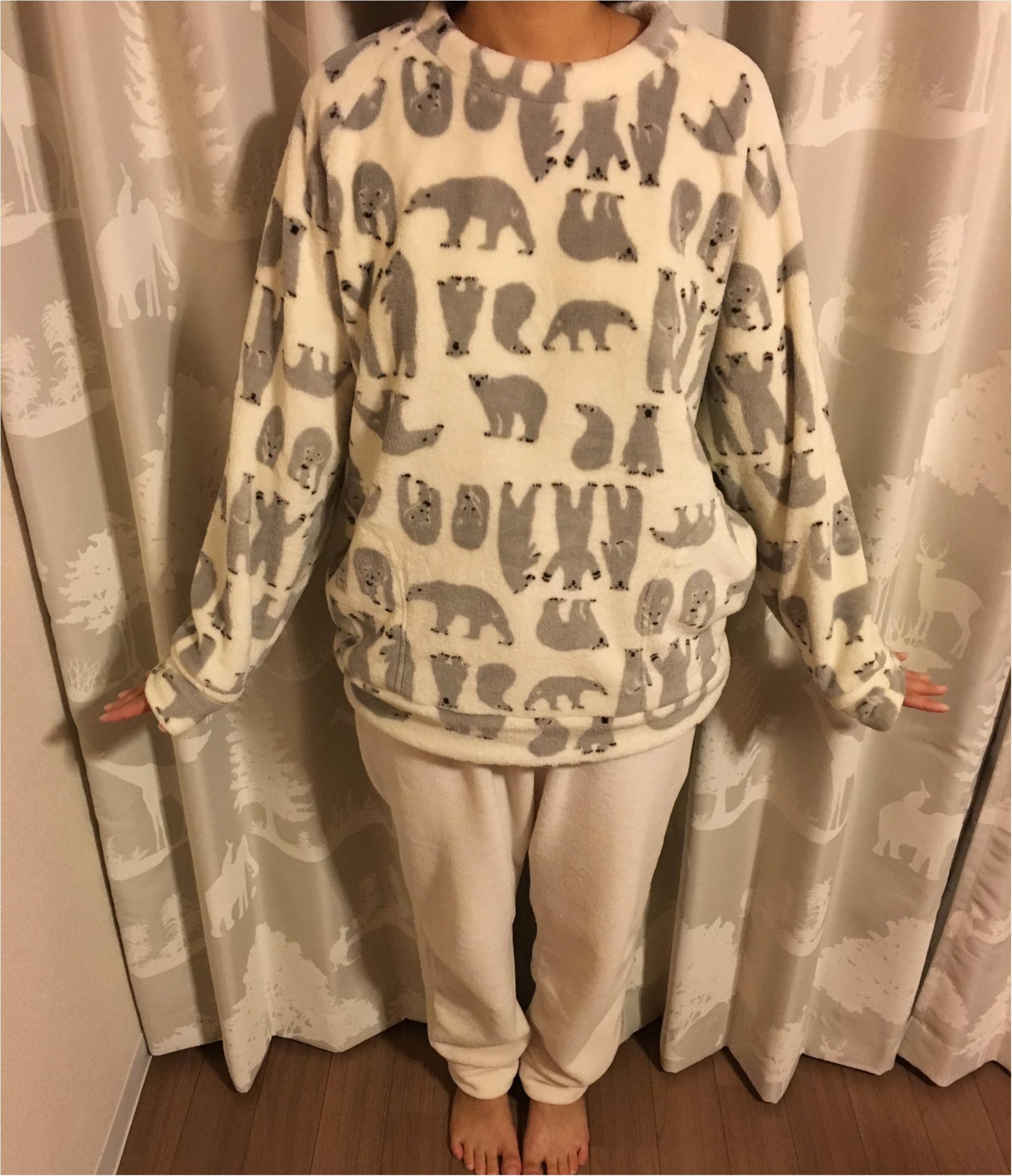 あったかくって可愛い!GUのパーフェクトパジャマ♡_3
