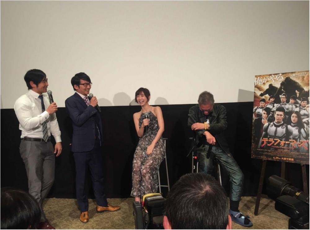 篠田麻里子出演!映画「テラフォーマーズ」完成直前イベントに行ってきました_2