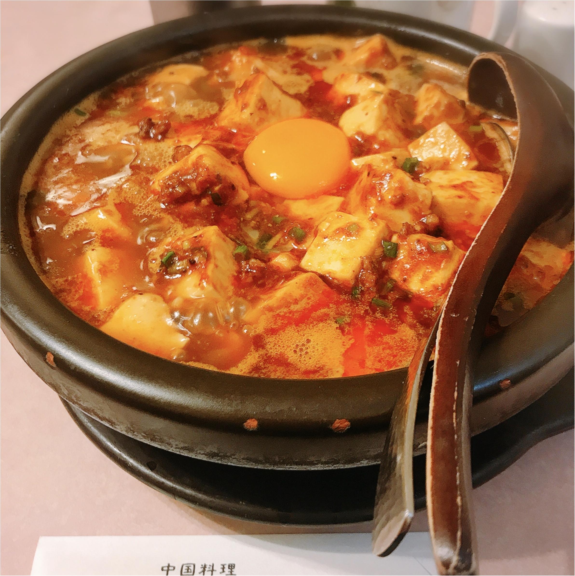 辛うま!!《源来酒家》の人気メニュー「麻婆麺」を食べてきました♡_3