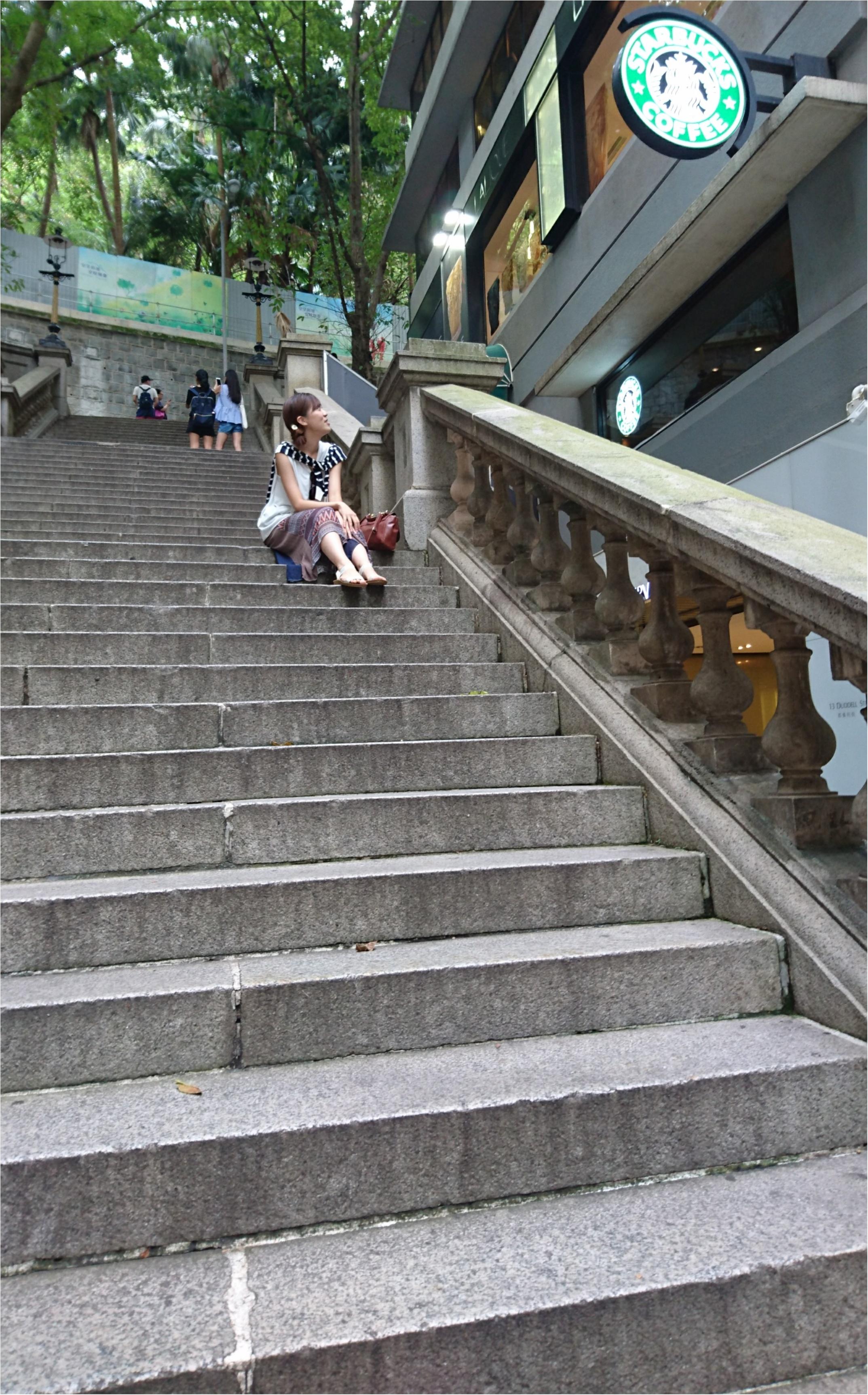 【スタバ】香港にあるレトロなスタバ_1