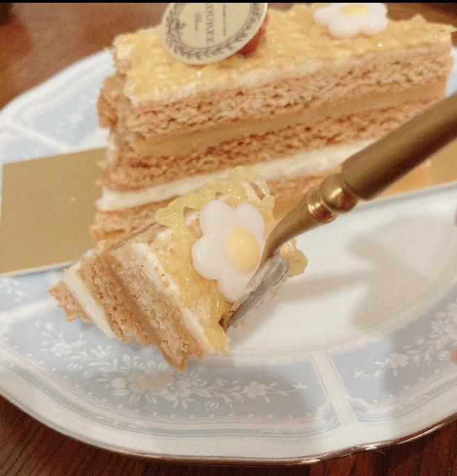 【ラデュレ】可愛すぎるケーキ_4