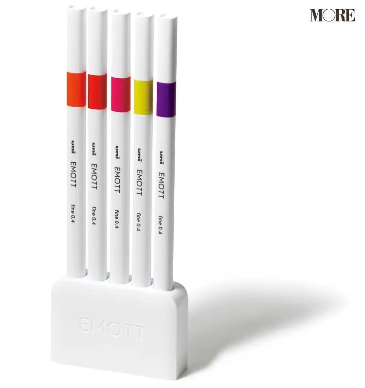 プレゼントのメッセージにおすすめのEMOTTのペン