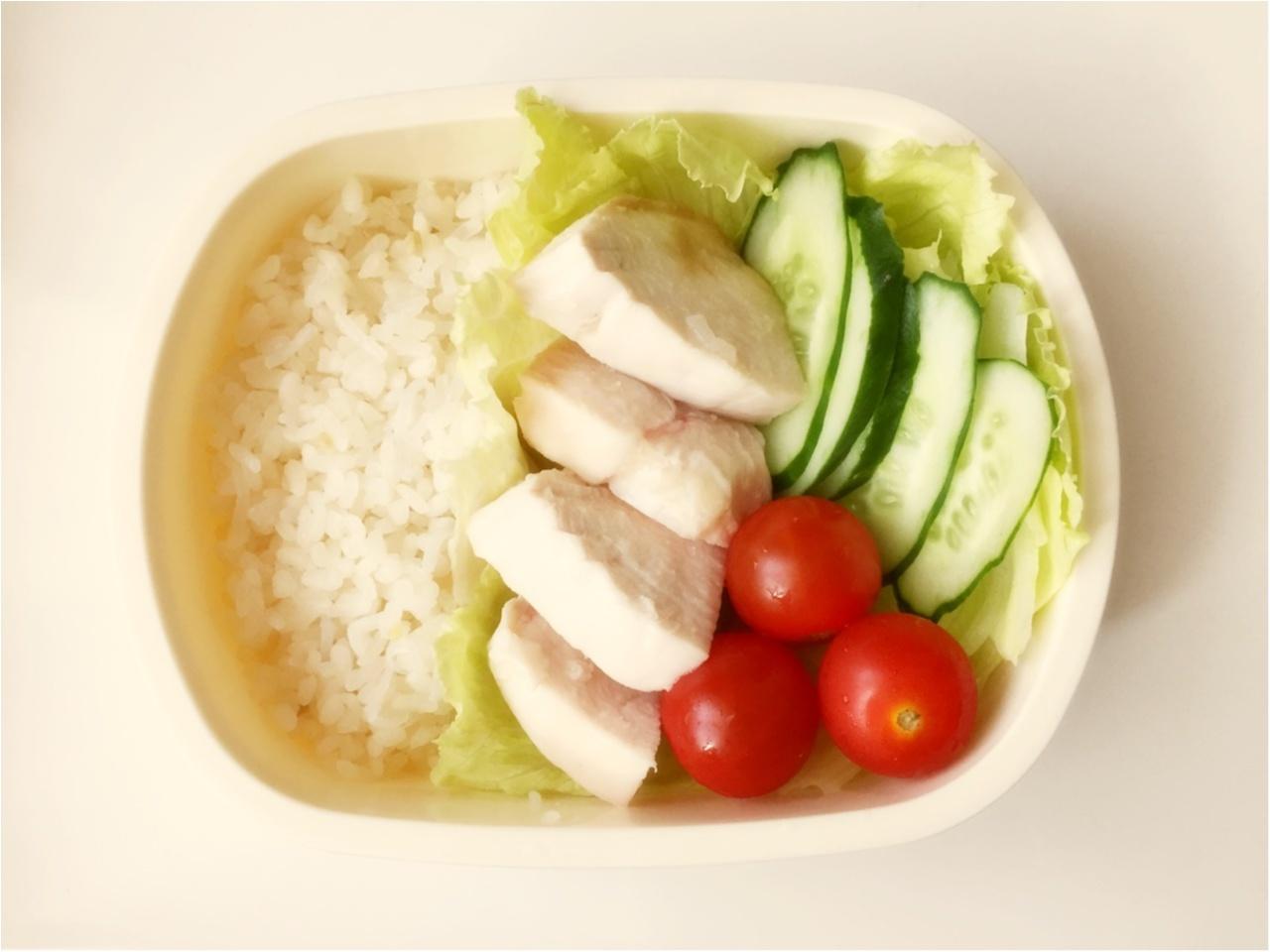 シンガポールチキンライスを作ってみました!使えるおすすめ食器も紹介しています♡*_2