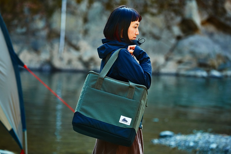 『KELTY』バッグの画像