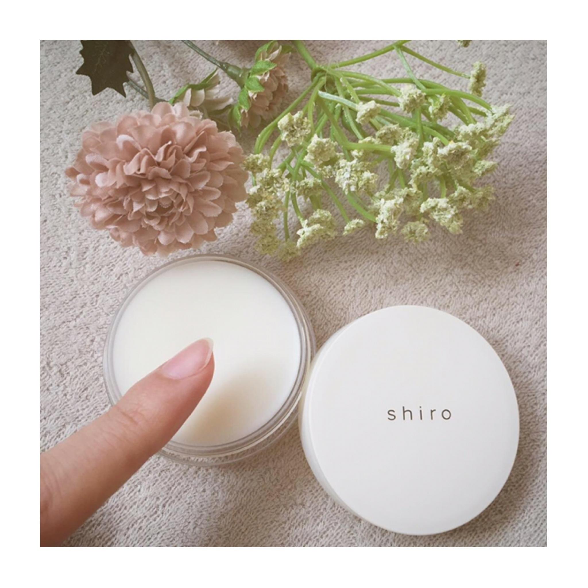 《SNSでも話題❤️》【shiro】の練り香水デビューしました☻_2