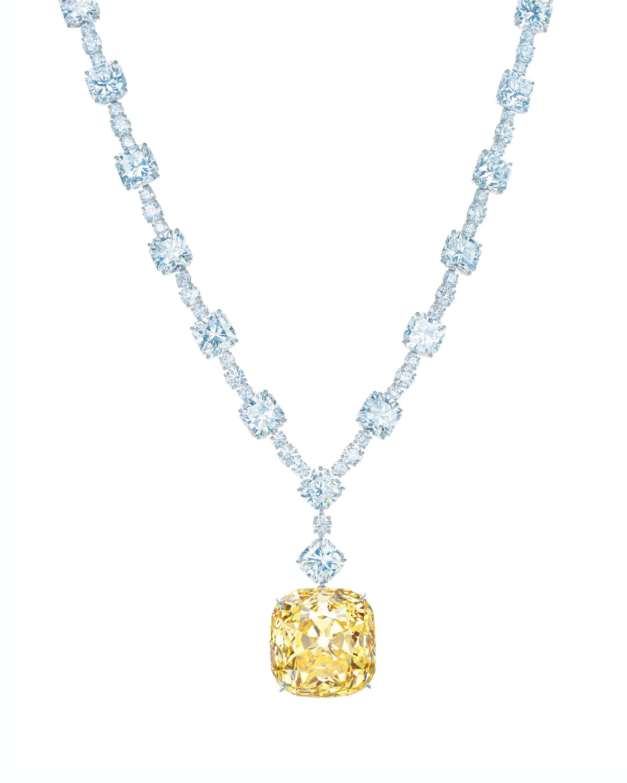 「ティファニー ダイヤモンド」が4年ぶりに来日! 128.54カラットのダイヤモンドの輝きを間近で見てみよう♡_1