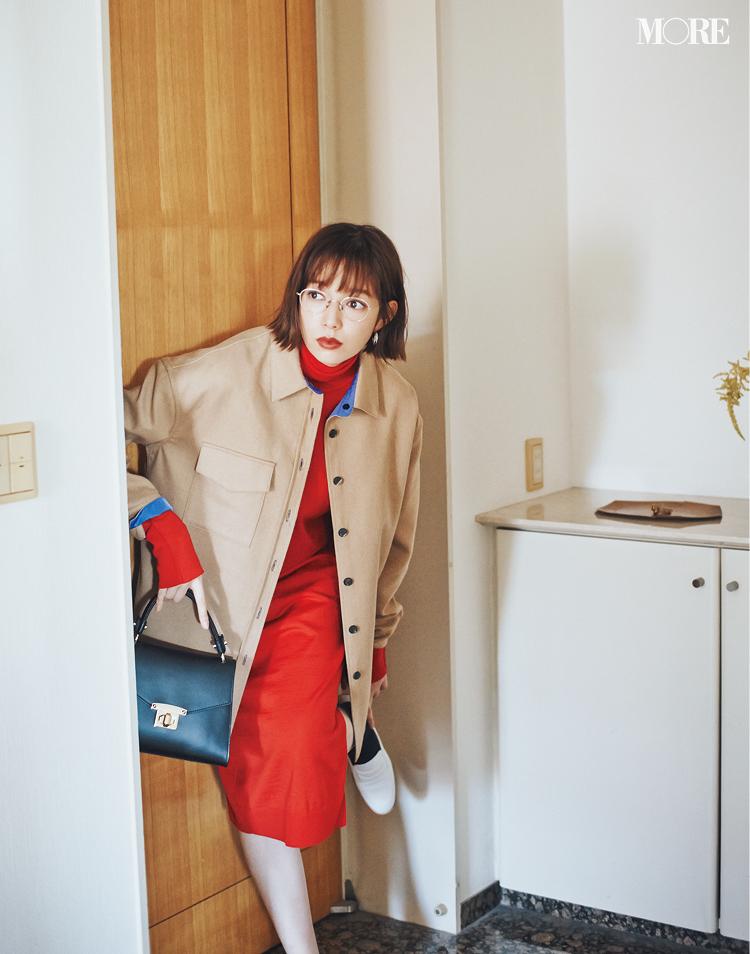 レディースアウター特集《2019年版》- ジャケットやコートなど、20代女子におすすめのコーデまとめ_6