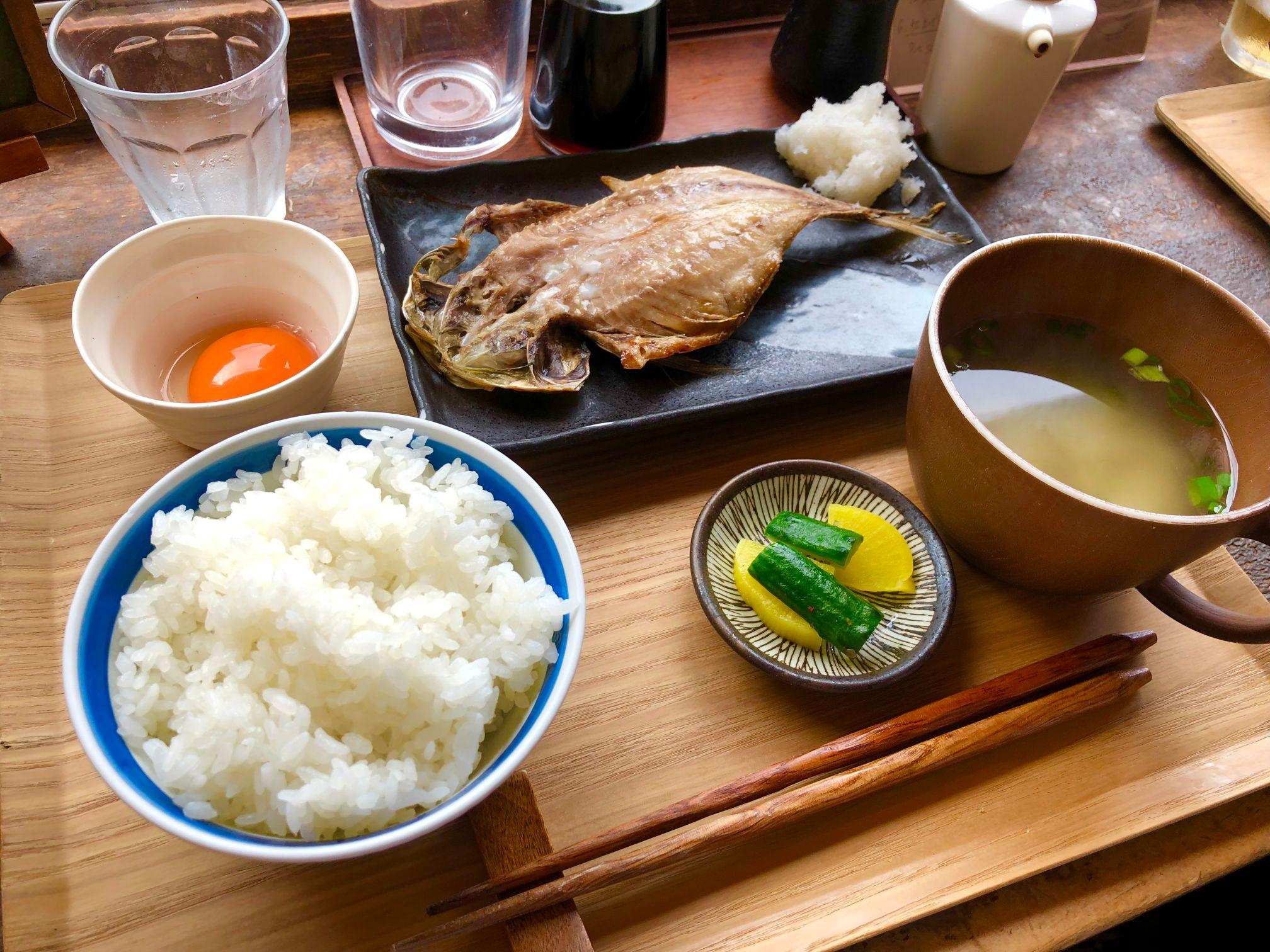 《最高の朝活》ふわふわの卵かけご飯✨鎌倉にあるおしゃれカフェ【ヨリドコロ】_4