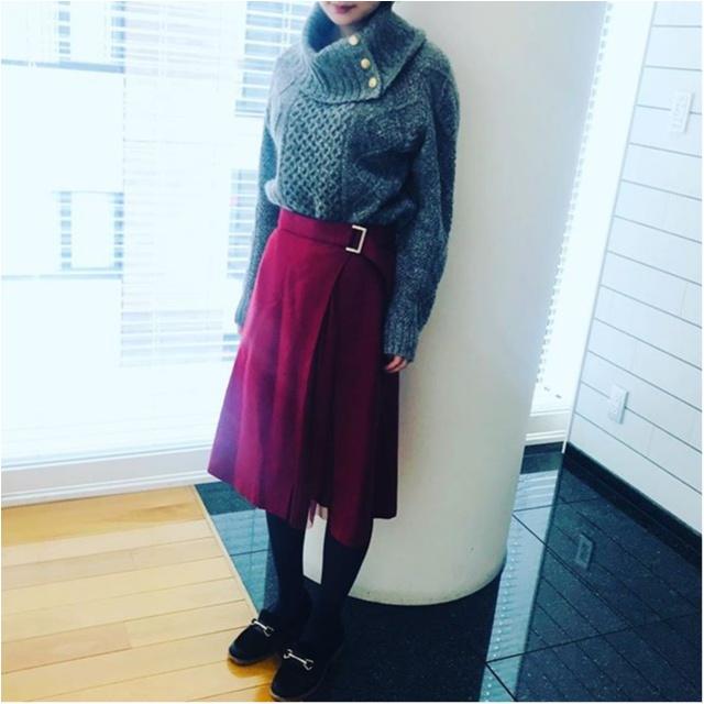 着まわしやすいのに、ほどよく華やか! 『組曲』×MOREのコラボ服をMORE編集スタッフが着てみた♡_1