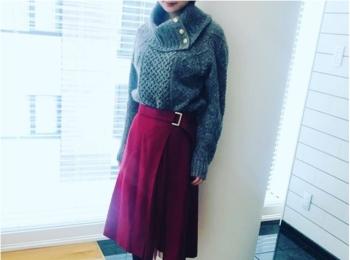 着まわしやすいのに、ほどよく華やか! 『組曲』×MOREのコラボ服をMORE編集スタッフが着てみた♡