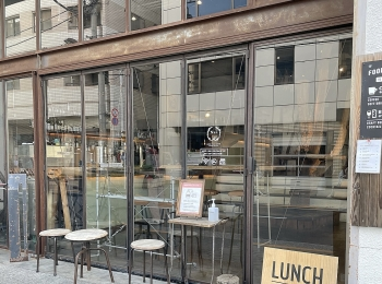 【都内カフェ】Nui HOSTEL & BAR LOUNGE