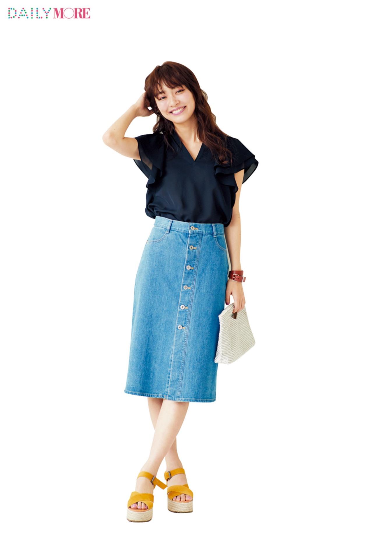 【公式通販GET MORE!ですぐ買える】超人気ブランドで、この夏激売れ中の「ベストヒット服」集めました!Part3_2