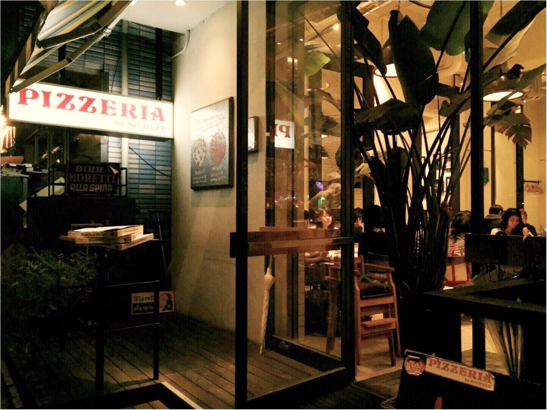 1870年創業 世界の人々を魅了し続ける、ナポリピッツァの名店「L'Antica Pizzeria da Michele」恵比寿店≪samenyan≫_1