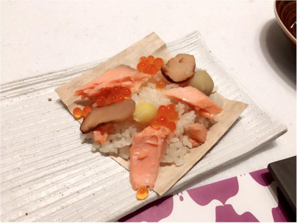 食欲の秋です♡松茸の炊き込みご飯を作ったよ♡_2