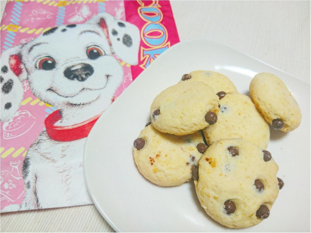 【グルメ】私のおすすめNo.1 ★ 101匹ワンちゃん『チョコチップクッキー』ディズニーリゾートへ行ったら、是非お土産に♪_2