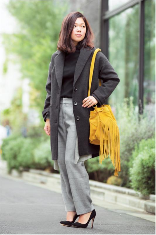 【街の流行まるわかり♪】おしゃれな人がこの冬リアルに着てるモノSNAP(2) _3