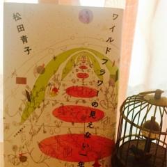 眠る前に読みたい、色っぽくて贅沢な短編集。「ワイルドフラワーの見えない一年」を読んで。