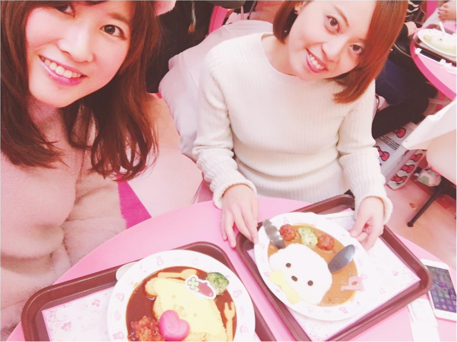 20年ぶりのピューロランド!無料開放イベント【SANRIO THANKS PARTY 2017】に行ってきました♡_4