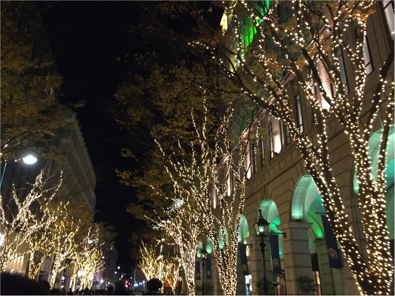 【関西おでかけ】2016旧居留地のクリスマス&神戸ルミナリエ_2
