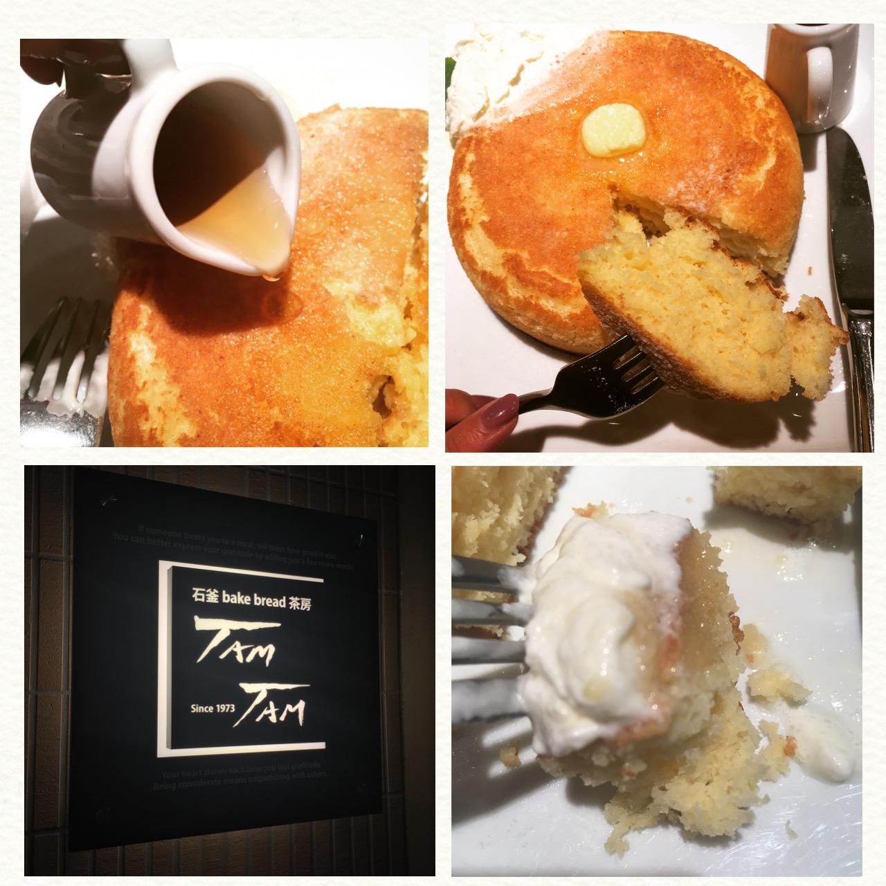 """まんまるホットケーキがSNS映え!♡神保町""""TAM TAM""""でほっこりカフェタイム♡_2"""