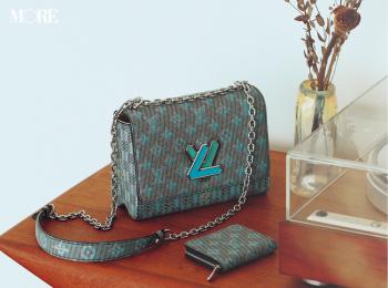 『ルイ・ヴィトン』の新作バッグで、未来の「素敵な私」が見えてくる!