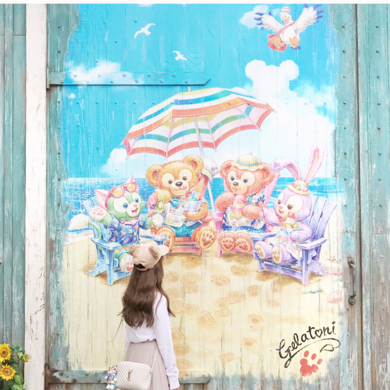 ディズニーシー【ダッフィーのサニーファン 】グリーティングの待ち時間と購入品も紹介♡_4