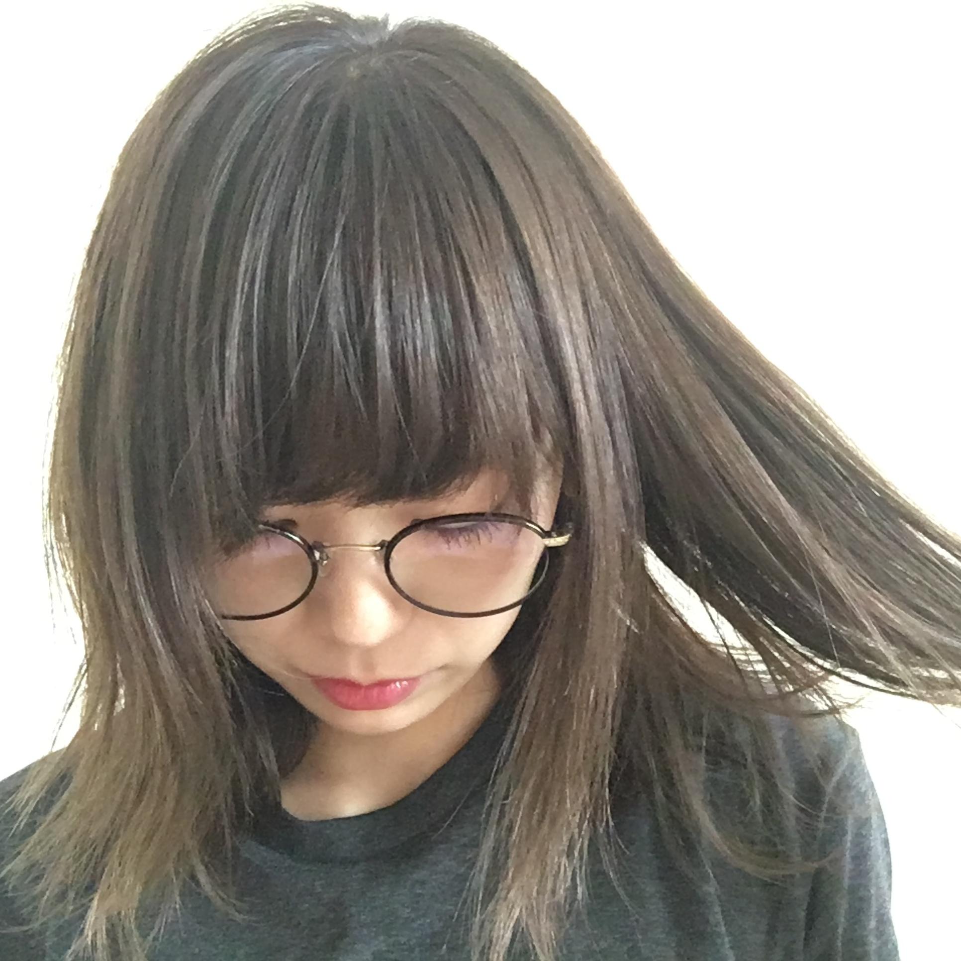 ★夏に向けて【原宿 k.e.y 】でヘアチェンジ!そして前髪伸ばし中!!_3