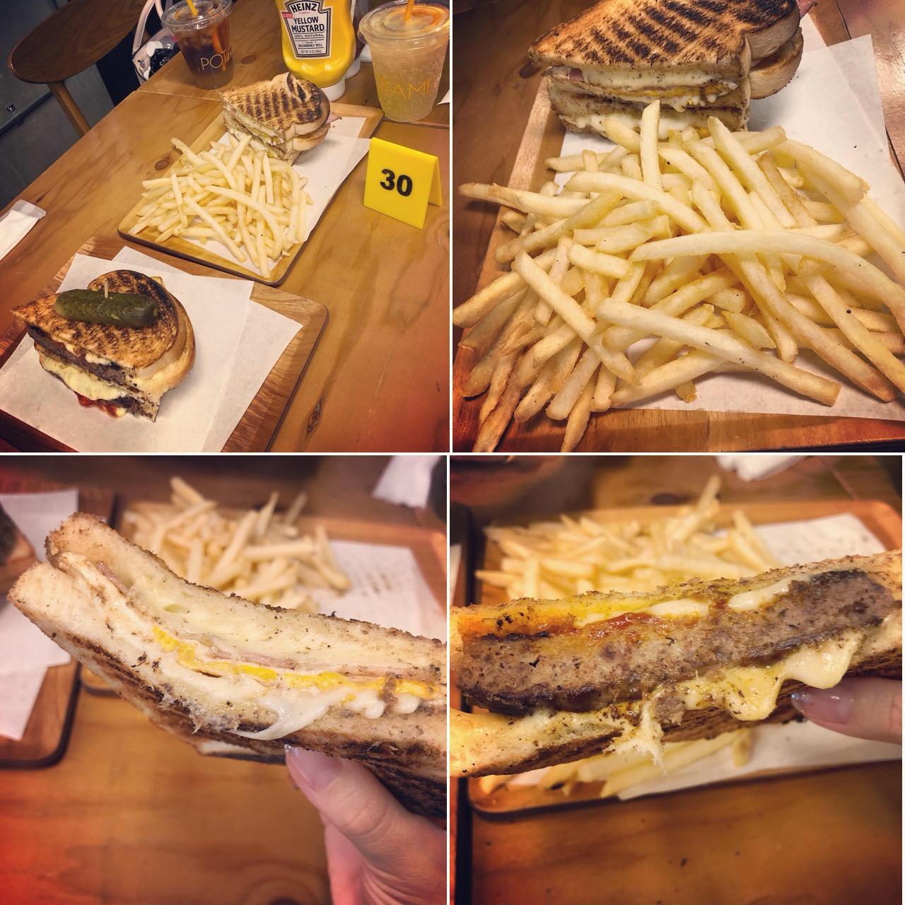 <東京*ダガヤサンドウ>メルトサンドイッチがおいしすぎる!パン派&チーズ好きモアガールにオススメのサンドイッチ専門店♡_2
