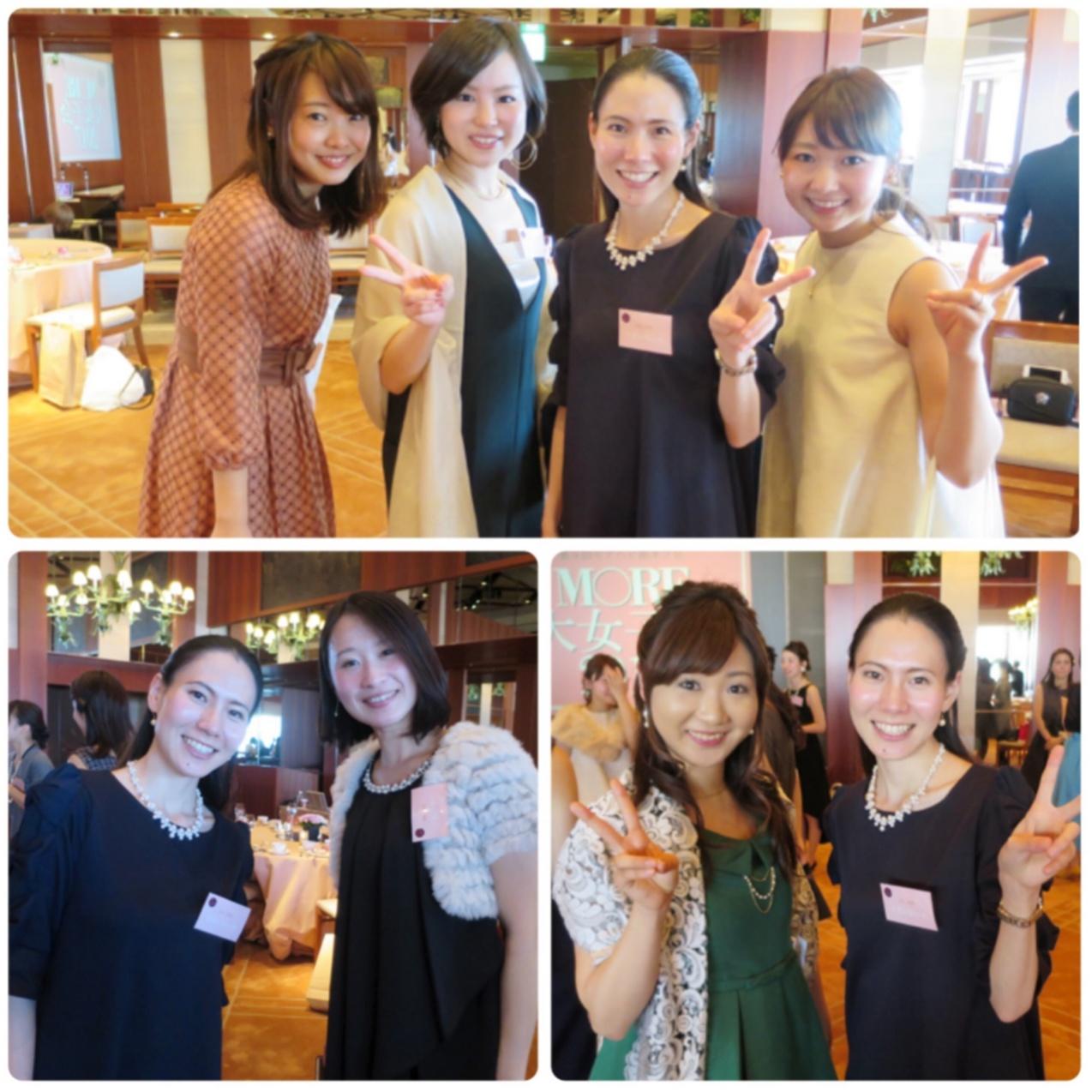 《 年に一度の大イベント! 》かわいい女子に、美味しいお料理、スペシャルゲスト!楽しいモア大女子会をレポート♡_10