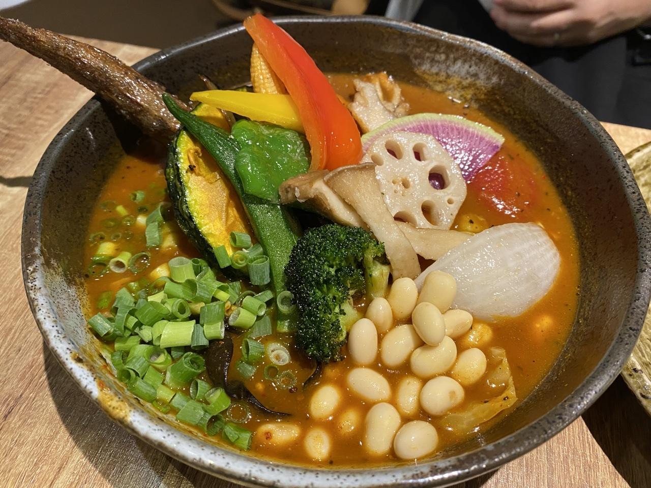 【北海道カレー】Rojiura Curry SAMURAIをご紹介☀︎_4