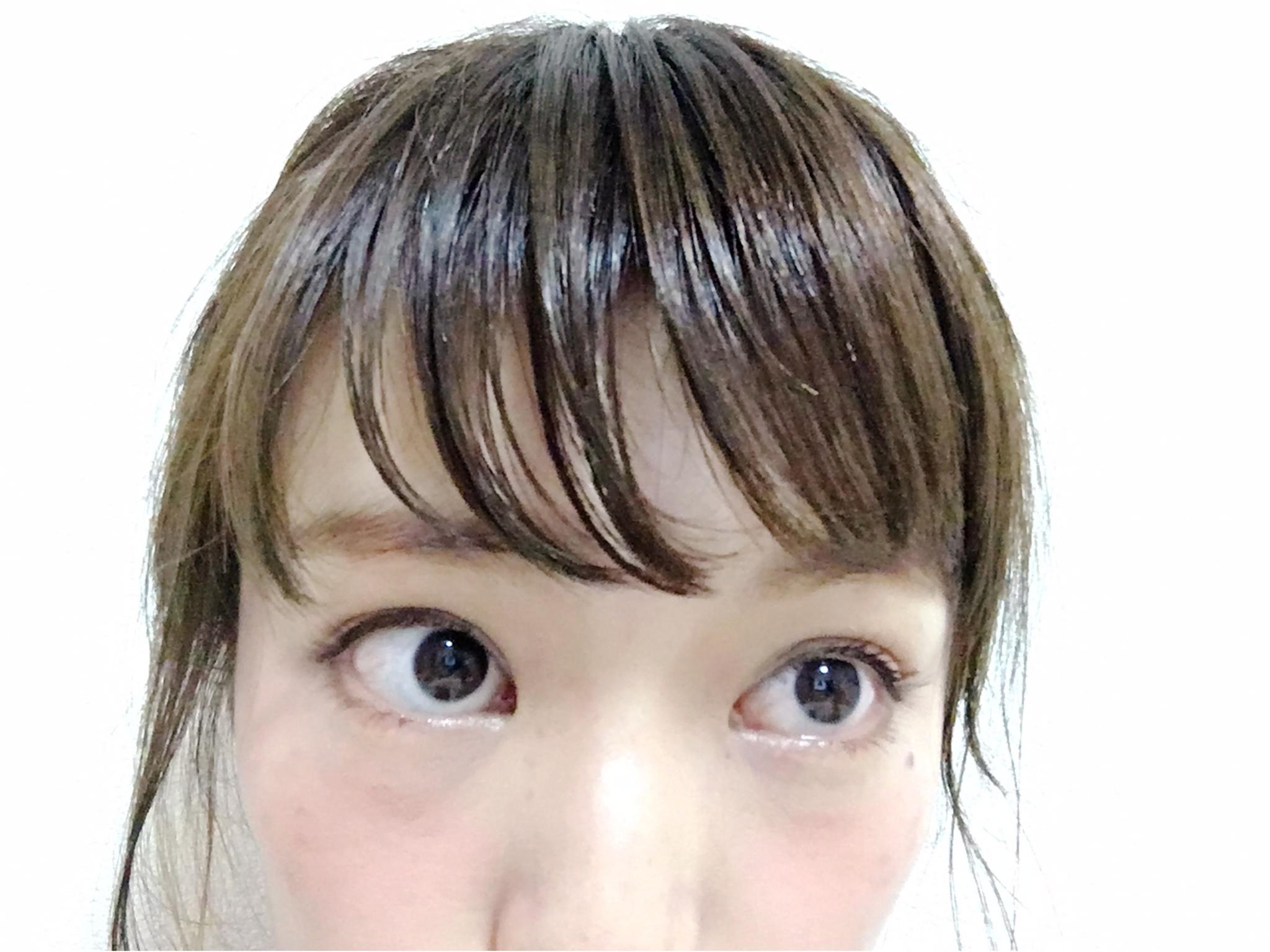 ★《美容師さん直伝!》〇〇前髪の作り方☺︎_3
