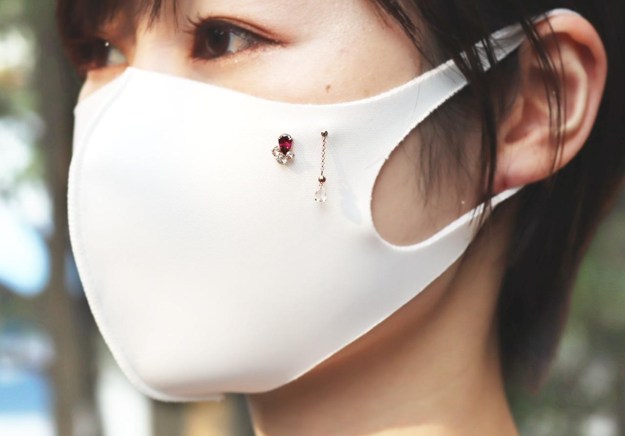カナル4℃のチャリティーマスク
