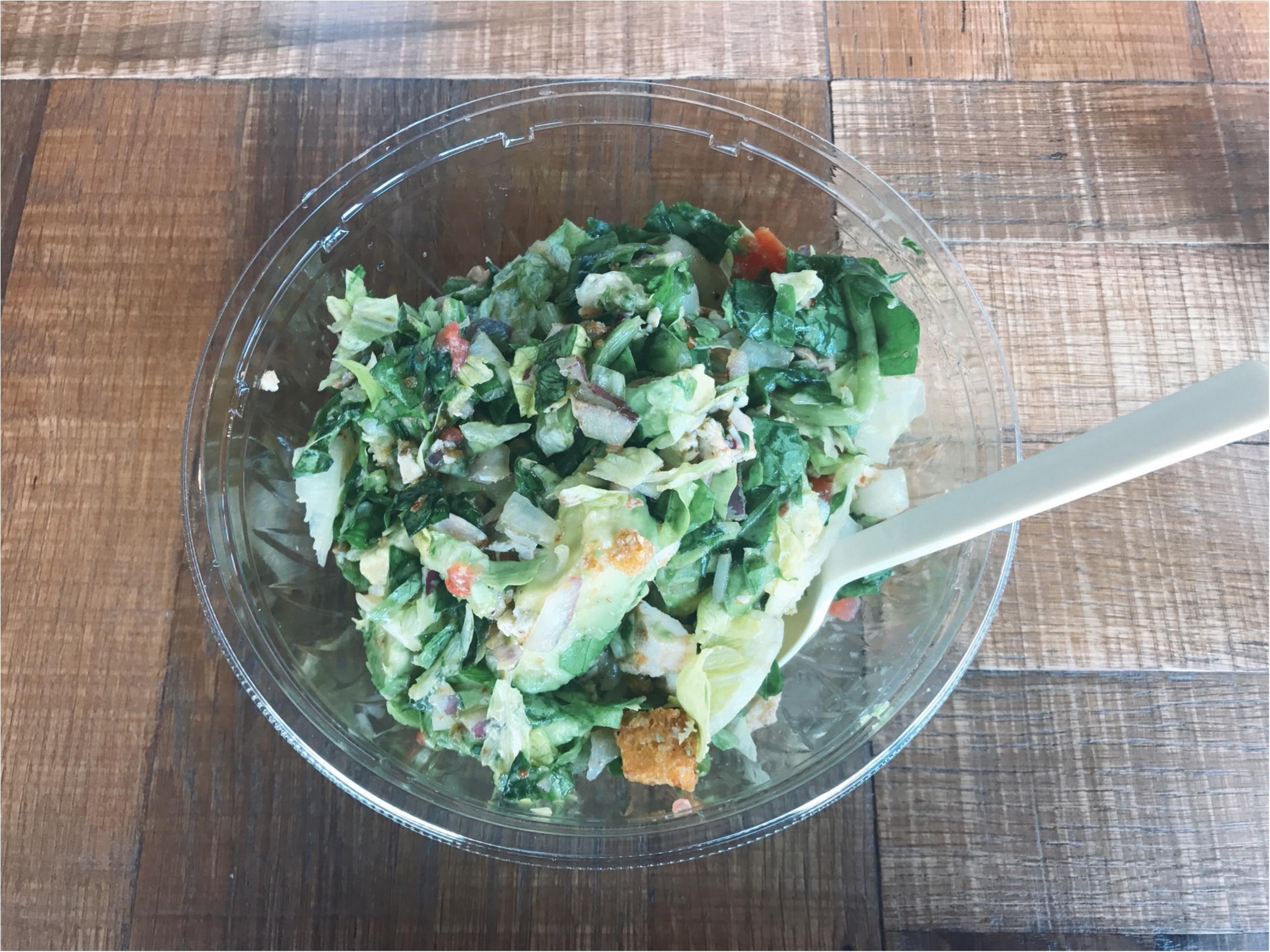 サラダを食べて健康に✭おしゃれなサラダ専門店クリスプサラダワークス✭_2