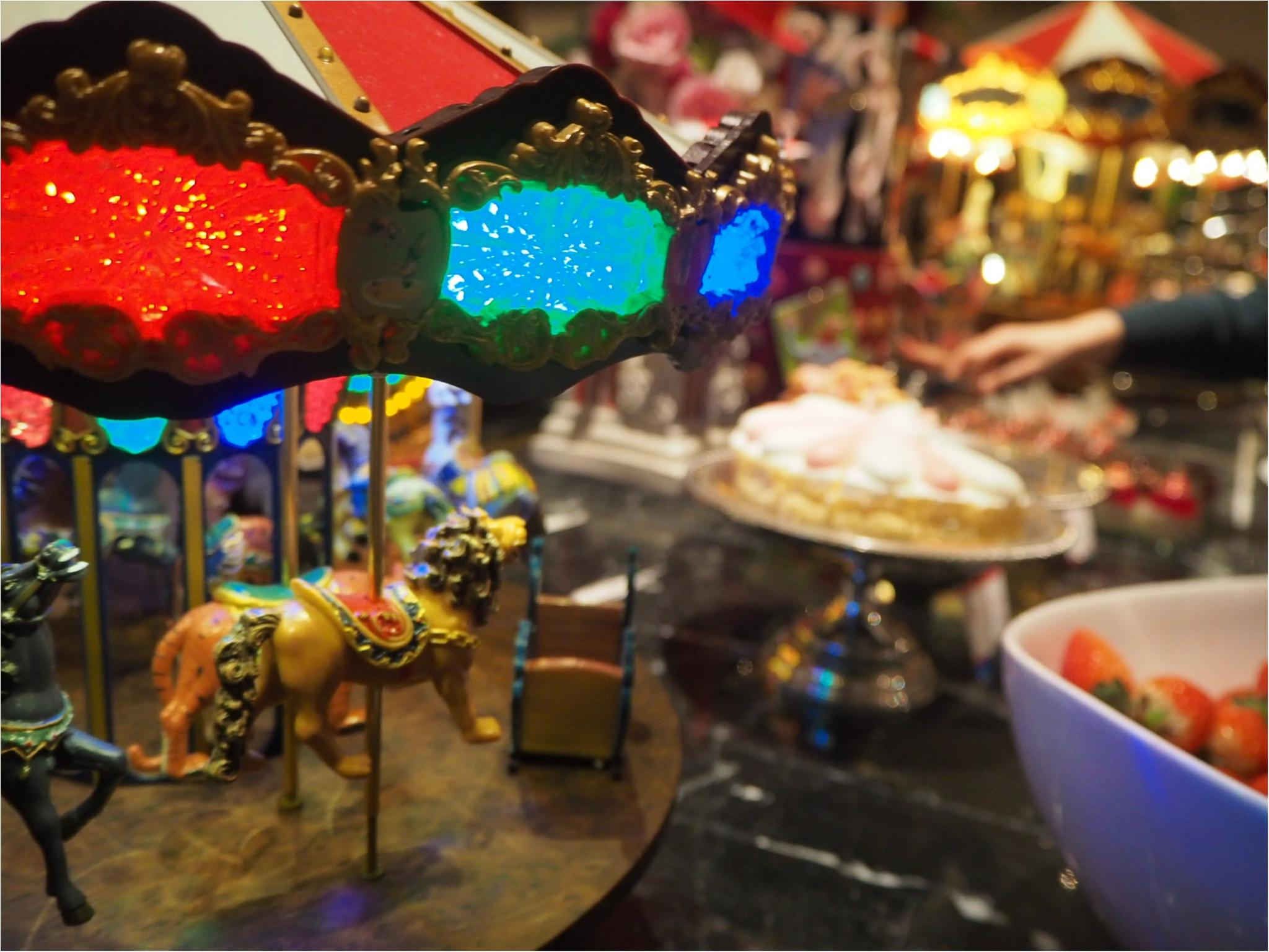 【満席御礼?!】やっぱり行きたいヒルトン東京の「ストロベリーデザートブッフェ」は女子がHAPPYになれるスイーツがずらり!_2