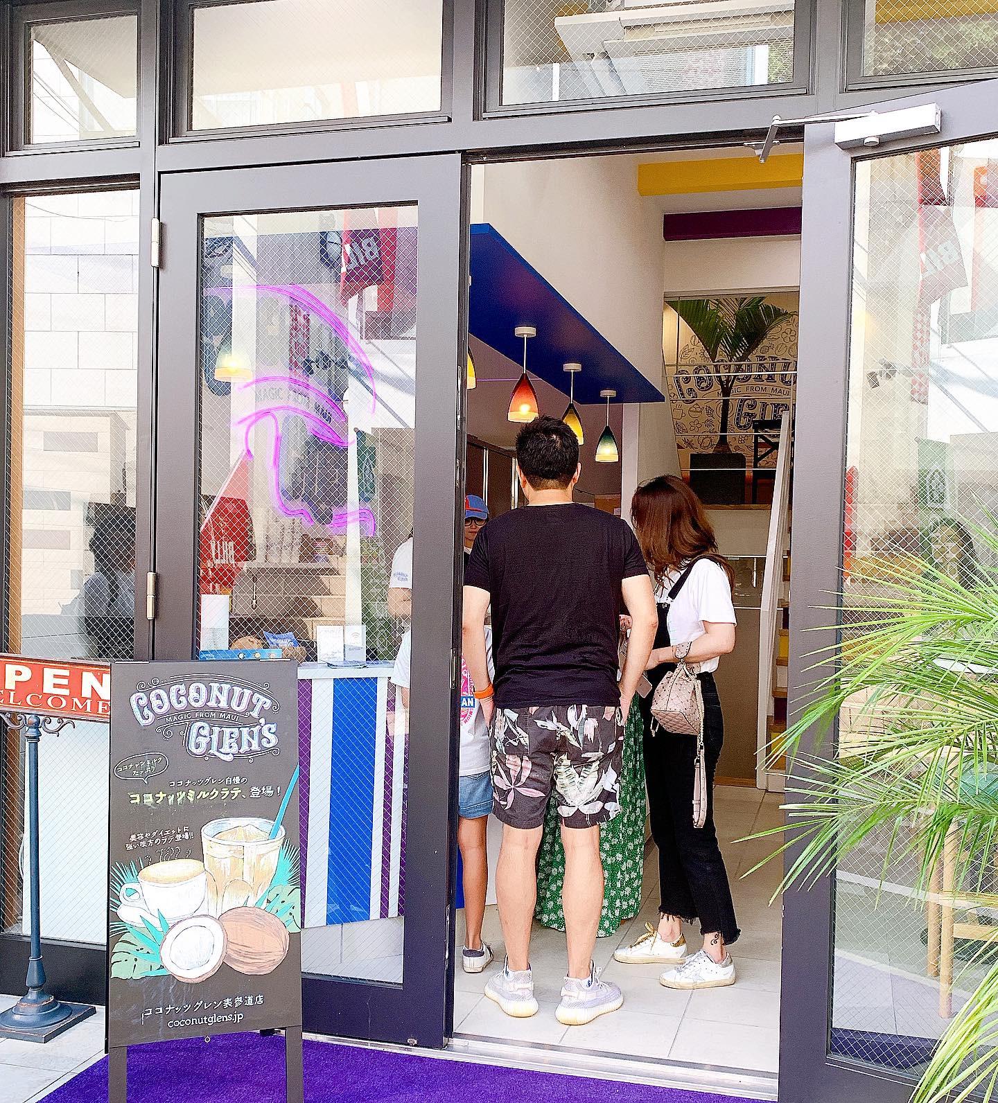 【表参道】元ミシュランスターシェフが手掛けるハワイで有名なオーガニックアイスが上陸【ココナッツグレン】_2