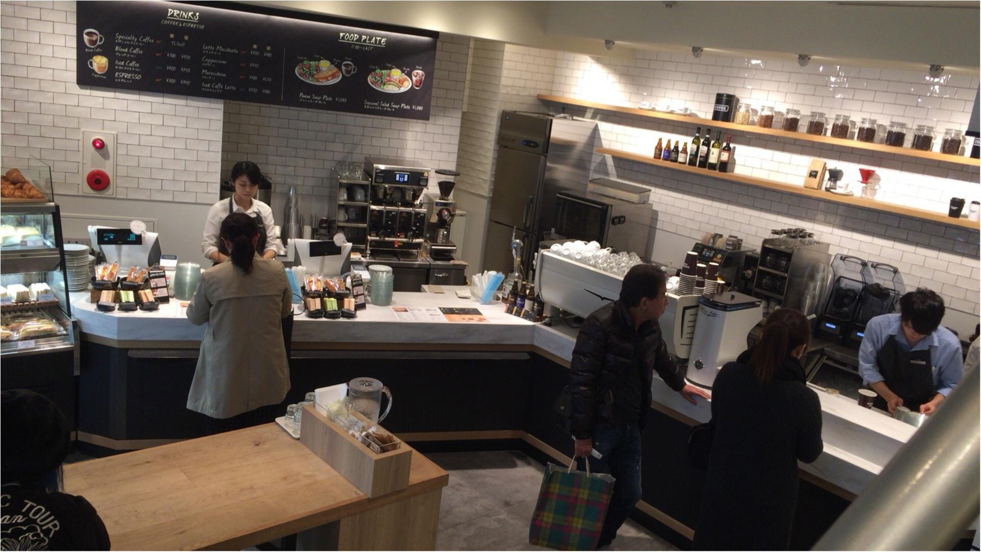 渋谷で電源カフェを探すなら?リニューアルした◯◯カフェが居心地最高♪♪ _3