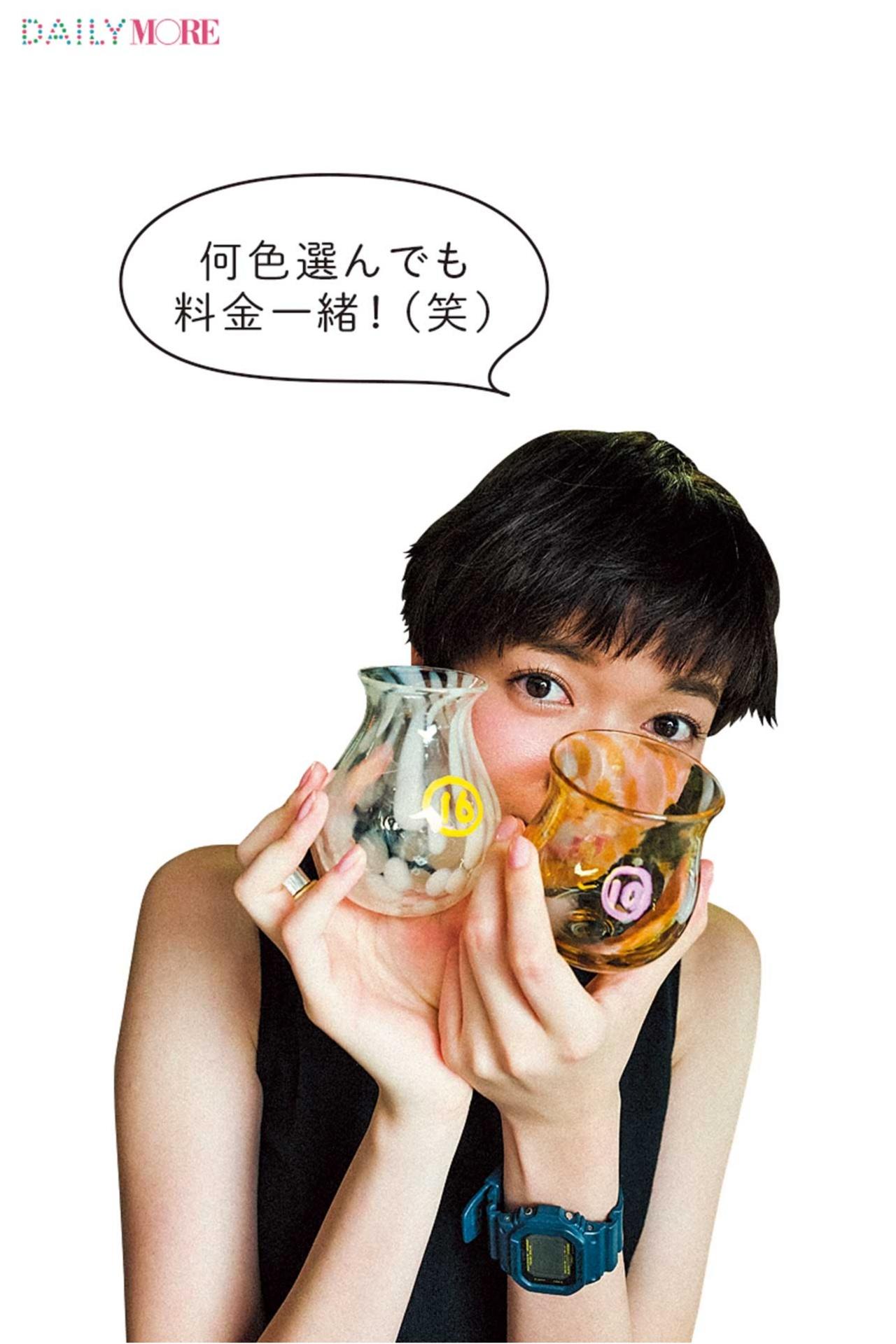職人技に感動! 佐藤栞里の「憧れの♡ 吹きガラス体験」にGO!【栞里のちょっと行ってみ!?】_3