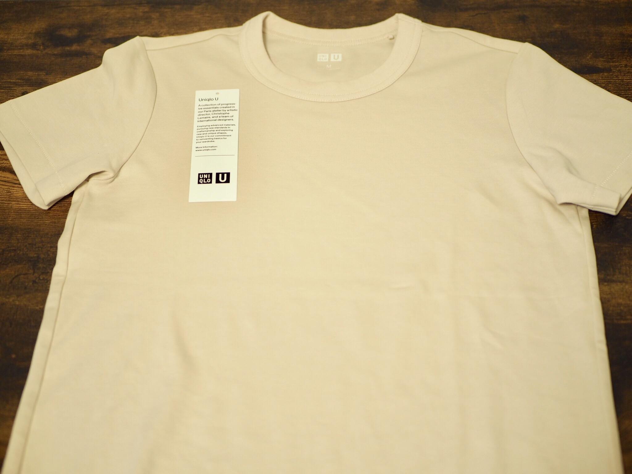 【Uniqro U】コスパ最強!《1000円クルーネックTシャツ》♡ _3