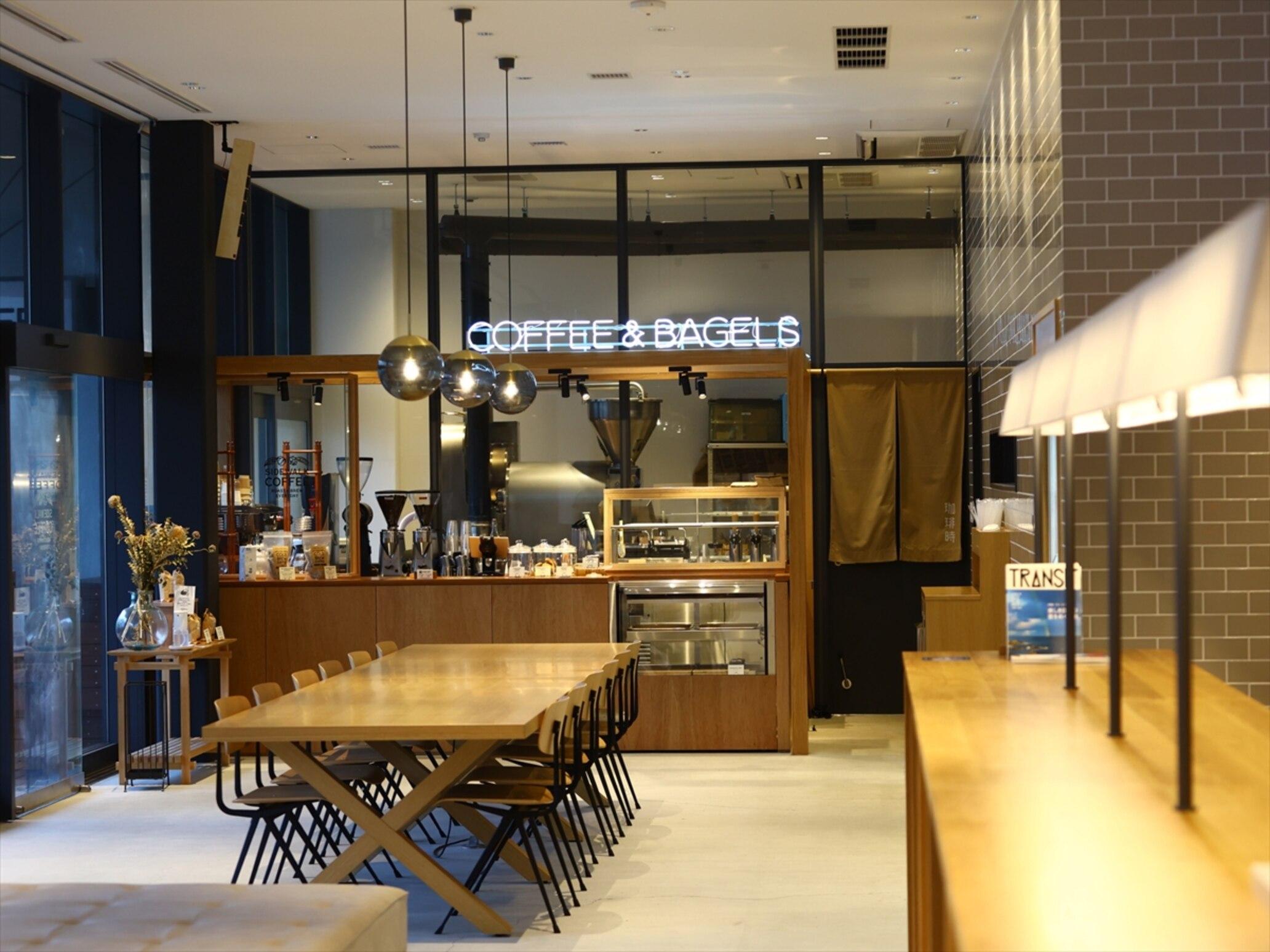 【東京おしゃれホテル】『MUSTARD HOTEL SHIMOKITAZAWA(マスタード™ ホテル シモキタザワ)』併設のカフェ「SIDEWALK COFFEE ROASTERS(サイドウォーク コーヒー ロースターズ)」