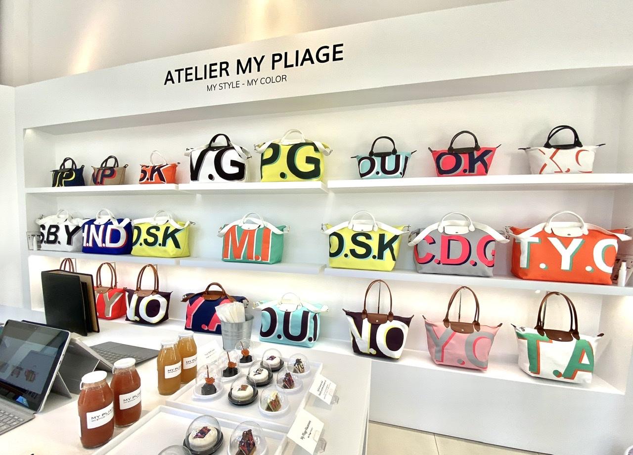 『ロンシャン』の「マイ プリアージュ®︎ シグネチャー」ポップアップ開催中! 720万通りのカスタムで自分だけのバッグを♡_2
