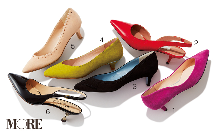ヒール靴、フラット靴、スニーカー。20代におすすめのシューズをブランド別にご紹介 | レディース_2
