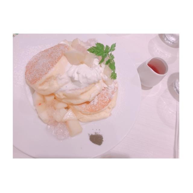 幸せなパンケーキ♡_1