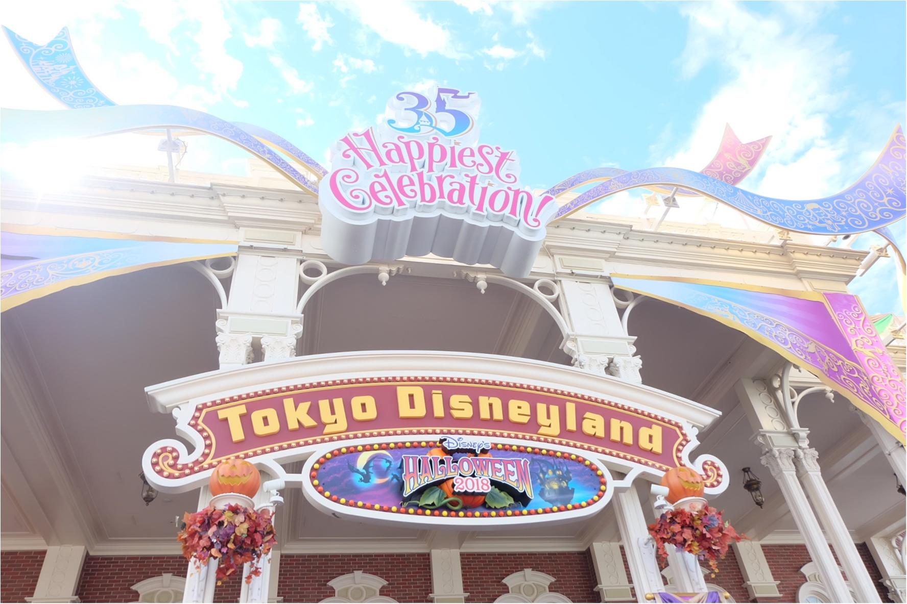 みんなで踊れるディズニーハロウィン♡パレード鑑賞ポイントはこちら☝︎_1
