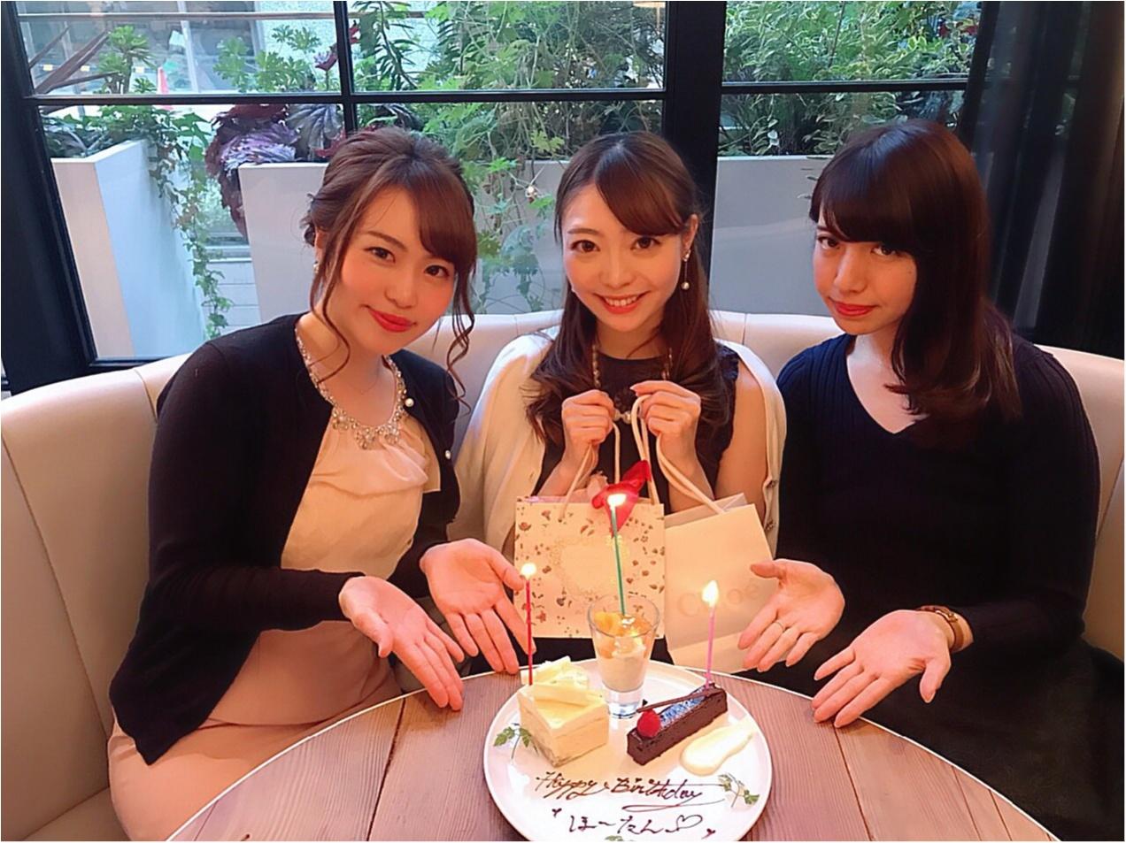 """《祝25歳!》みなさんにお祝いしていただきました♡!!""""写真大量です☆""""_7"""