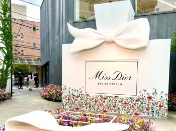 【Dior】ミスディオールアートイベント୨୧一緒に行った気分になりましょう♡