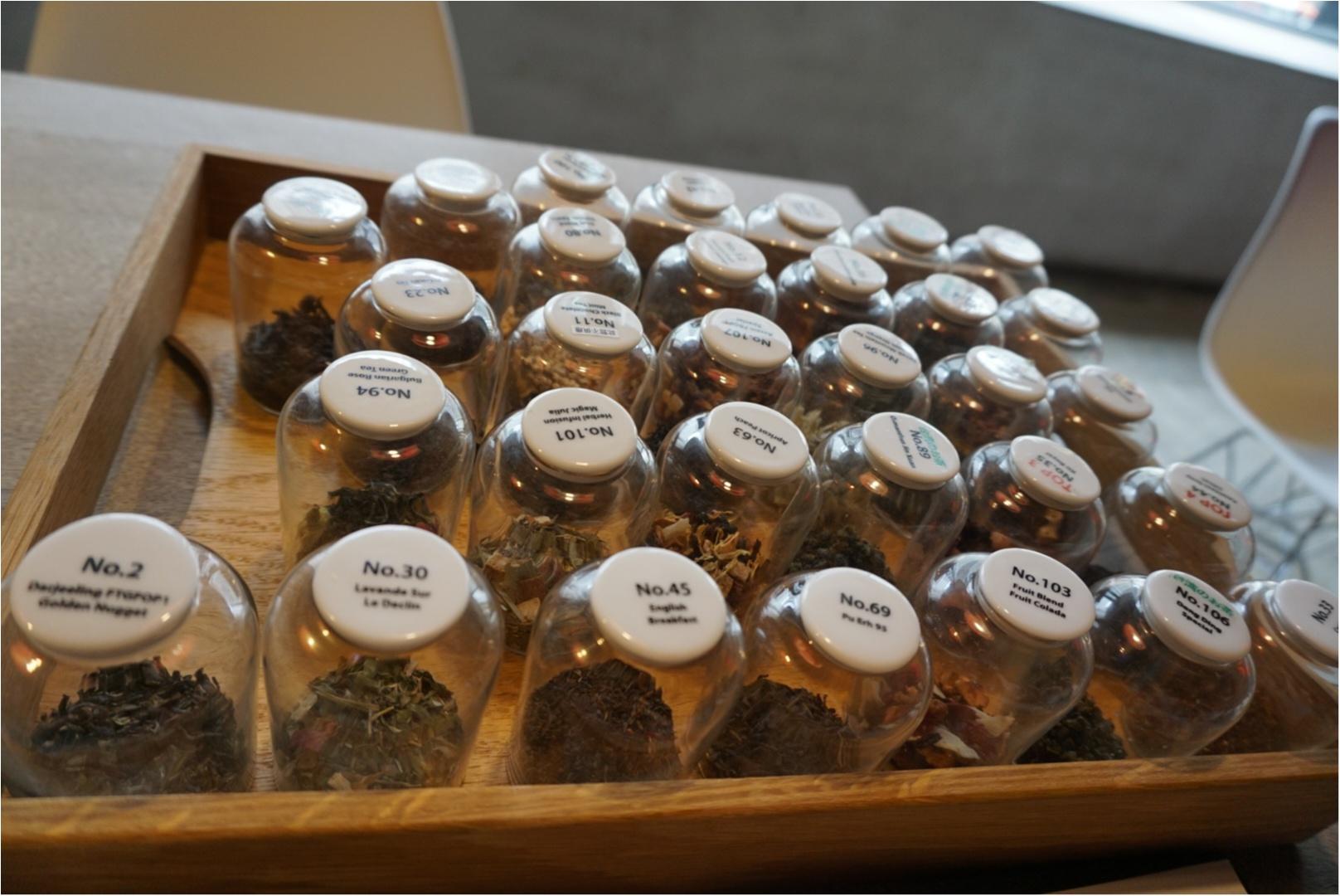 ☺︎♡ひとりでも楽しめる!!台湾行ってきました✨おすすめなおしゃれお茶カフェ!!_3