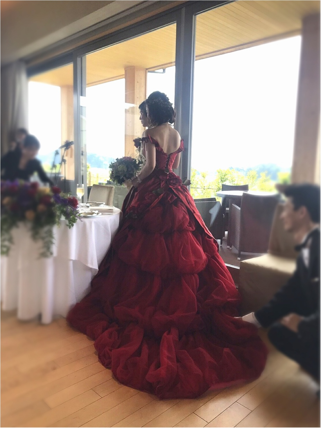 ♡私、結婚式を挙げてきました♡_2