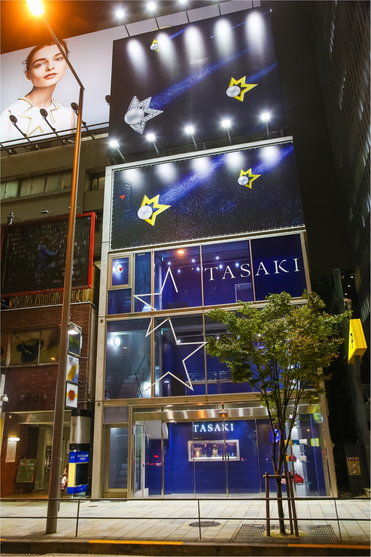 『TASAKI』のジュエリーがずらり! 表参道にホリデーシーズン期間限定のポップアップがオープン中☆_1