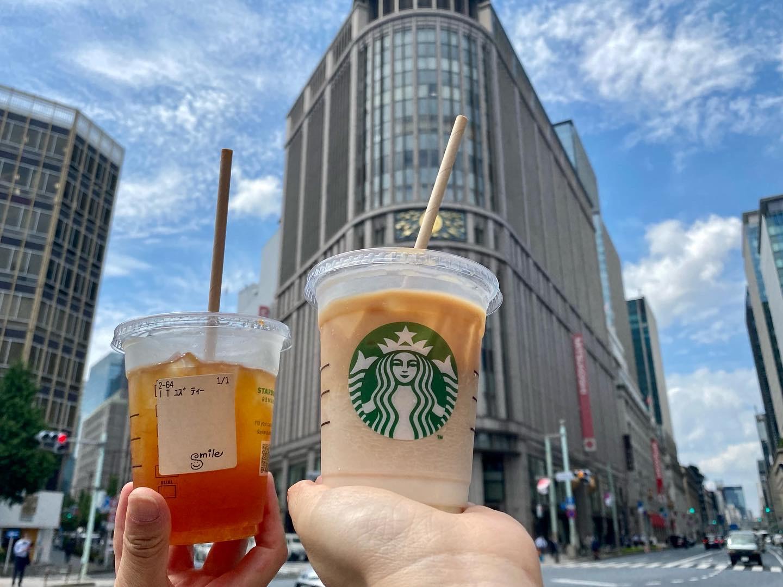 【スタバ新作】ほうじ茶&クラシックティーラテを堪能!_4