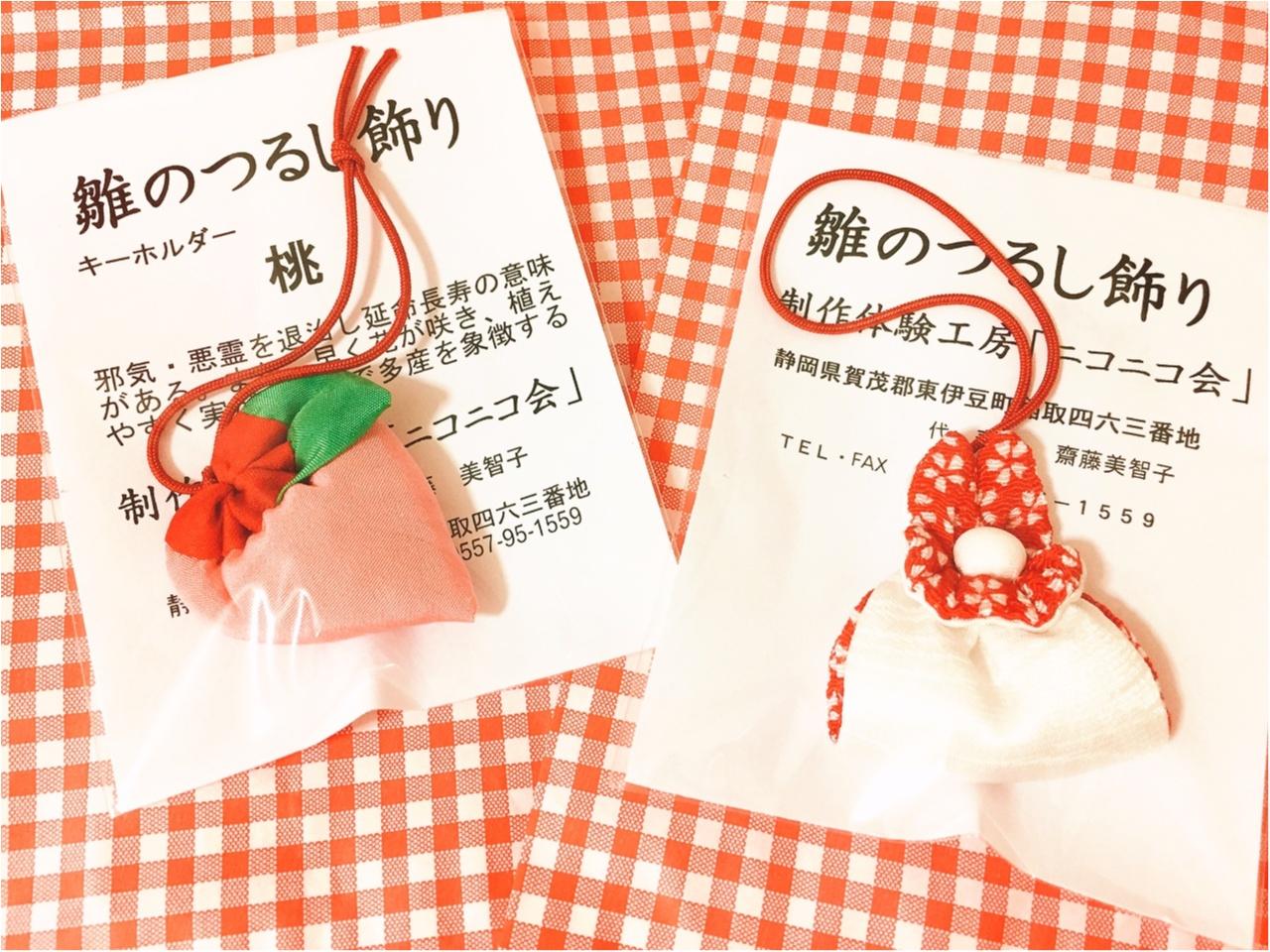 この時期ならではの感動と迫力を!伊豆稲取温泉の『雛のつるし飾り』を見てきました♡*_4